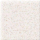 Semi-Gloss Golden Granite 2 in. x 2 in. Ceramic Bullnose Corner Wall Tile