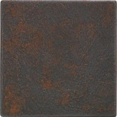 Castle Metals 4-1/4 in. x 4-1/4 in. Wrought Iron Metal Wall Tile