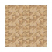 Aspen Lodge Golden Ridge 12 in. x 12 in. x 6 mm Porcelain Mosaic Floor and Wall Tile (7.74 sq. ft. / case)-DISCONTINUED