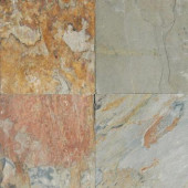 Desert Trail 24 in. x 24 in. Gauged Slate Floor and Wall Tile
