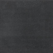 Identity Twilight Black Fabric 18 in. x 18 in. Polished Porcelain Floor and Wall Tile (13.07 sq. ft./case)-DISCONTINUED