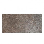 Metal Effects Shimmering Copper 6-1/2 in. x 20 in. Porcelain Floor and Wall Tile (10.5 sq. ft. / case)-DISCONTINUED