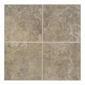 Castle De Verre Gray Stone 13 in. x 13 in. Porcelain Floor and Wall Tile (13.77 sq. ft. / case)-DISCONTINUED