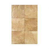 Pietre Vecchie Golden Sienna 20 in. x 20 in. Glazed Porcelain Floor and Wall Tile (18.83 sq. ft. / case)