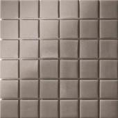 12.5 in. x 12.5 in. Capri Grigio Dark Grip Glass Tile-DISCONTINUED