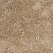 Artea Stone 6-1/2 in. x 6-1/2 in. Cappuccino Glazed Porcelain Floor and Wall Tile (9.38 sq. ft. / case)