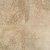 Aspen Lodge Morning Breeze 18 in. x 18 in. Porcelain Floor and Wall Tile (15.28 sq. ft. / case)-DISCONTINUED