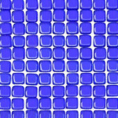 Pillow Glass Lolite 12 in. x 12 in. Accent Glass Mosaic Wall Tile (10 Sq. ft./Case) - DISCONTINUED