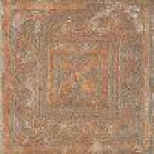 Craterlake Fuego 6 in. x 6 in. Glazed Porcelain Insert Corner Floor & Wall Tile-DISCONTINUED