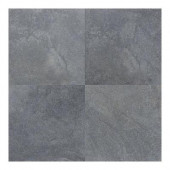 Florenza Azzurro 24 in. x 24 in. Porcelain Floor and Wall Tile (15.5 sq. ft. / case)-DISCONTINUED